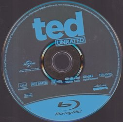 TED BLUE