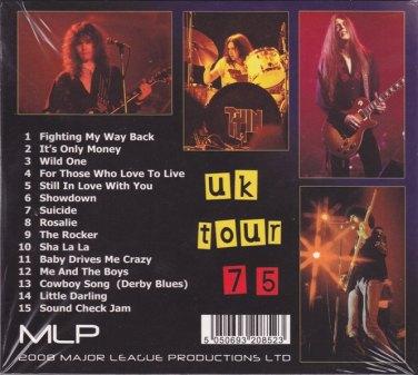 UK TOUR 75 BACK