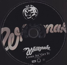 WHITESNAKE CD