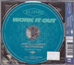 WORK IT OUT 1 CD