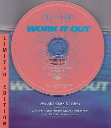 WORK IT OUT 2 CD