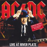 REVIEW:  AC/DC - Live at River Plate (2012 German edition with bonus tracks)