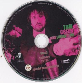 GREEN DVD