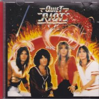 REVIEW:  Quiet Riot - Quiet Riot I & II (1977, 1978)