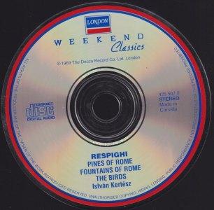 RESPIGHI CD