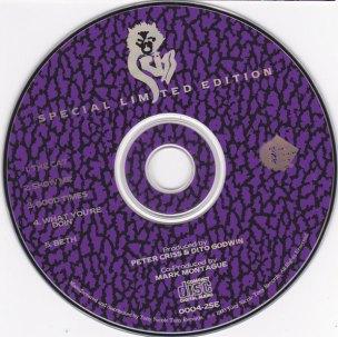 CRISS CD