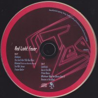 REVIEW:  Hot Leg - Red Light Fever (2009)