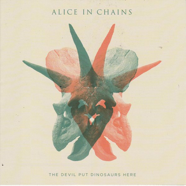 review alice in chains the devil put dinosaurs here 2013. Black Bedroom Furniture Sets. Home Design Ideas