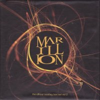 REVIEW:  Marillion - The Official Bootleg Box Set Vol 2 (2010)