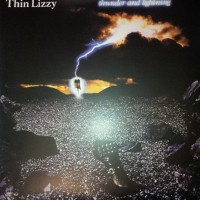 "REVIEW:  Thin Lizzy - Thunder and Lightning (180 gram vinyl with bonus 12"")"