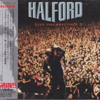 REVIEW:  Halford - Live Insurrection (2002 Japanese Import)