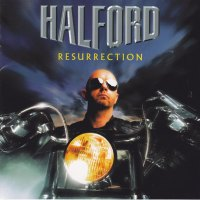 REVIEW:  Halford - Resurrection (2000)