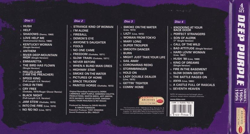Review Deep Purple Shades 1968 1998 Box Set Mikeladano Com,Black Subway Tile Backsplash Bathroom