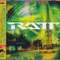 REVIEW:  Ratt - Infestation (2010 Japanese and iTunes editions)