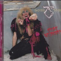 REVIEW:  Twisted Sister - Stay Hungry (25th Anniversary Edition)