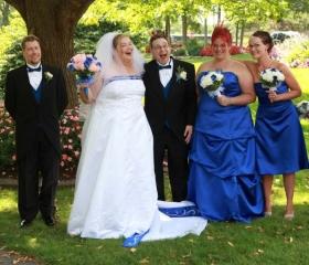649 - wedding party