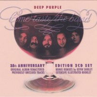 REVIEW:  Deep Purple - Come Taste the Band (35th Anniversary edition)