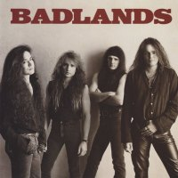 REVIEW:  Badlands - Badlands (1989)