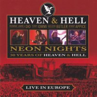 REVIEW:  Neon Nights: 30 Years of Heaven & Hell - Live in Europe