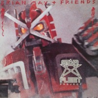 REVIEW:  Brian May & Friends - Star Fleet Project (1983)