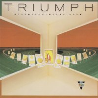 REVIEW:  Triumph - The Sport of Kings (1986)
