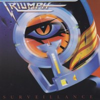 REVIEW:  Triumph - Surveillance (1987)