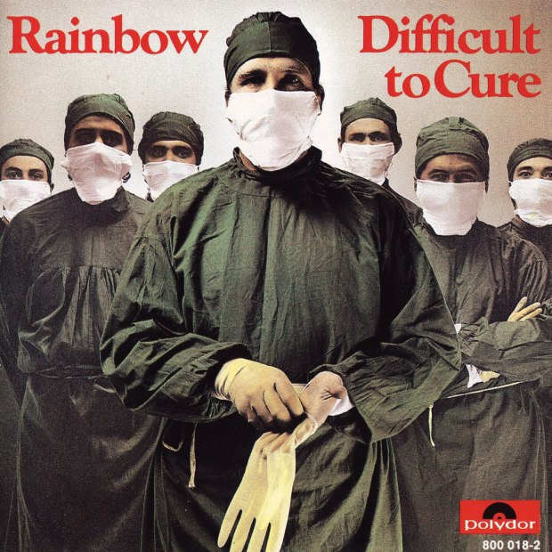 DIFFICULT TO CURE LP