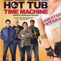 MOVIE REVIEW:  Hot Tub Time Machine
