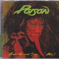 REVIEW:  Poison - Open Up and Say...Ahh!