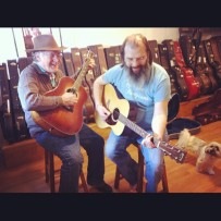 John Sebastian and Steve Earle