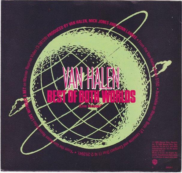 Review Van Halen Best Of Both Worlds 7 Picture
