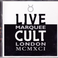 REVIEW:  The Cult - Live Cult (Marquee London MCMXCI)