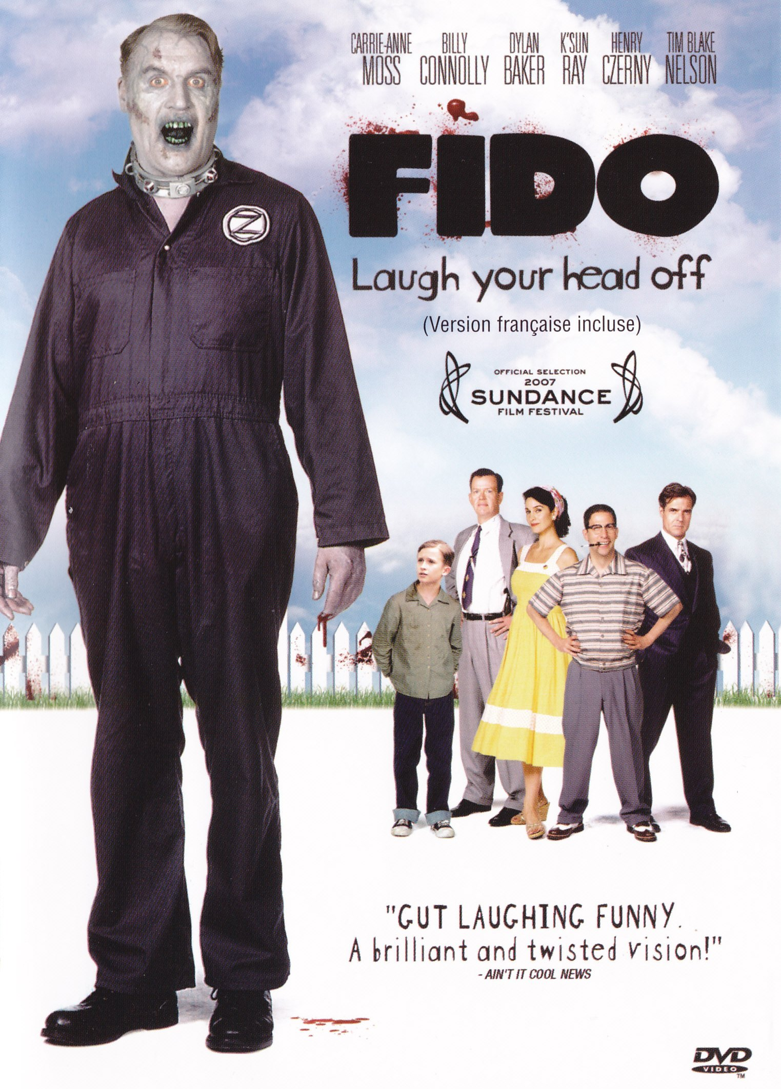 an analysis of the zombie film fido 26-6-2017 google home, which is now available in canada, amounts to analysis movie fido essay a slightly more capable analysis movie fido essay and much better-looking version of amazon's echo fights anti-catholicism and is the us's largest catholic defense dissertation qualitative.