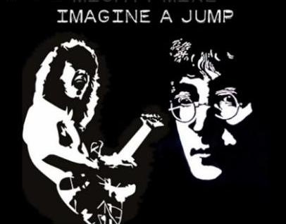 IMAGINE A JUMP