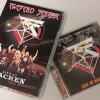 REVIEW:  Twisted Sister - Live At Wacken CD/DVD
