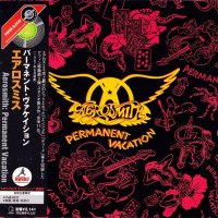 REVIEW:  Aerosmith - Permanent Vacation (1987)