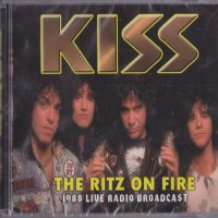 REVIEW:  KISS - The Ritz On Fire (2013)