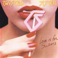 REVIEW:  Twisted Sister - Love Is For Suckers (1987)
