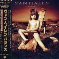 REVIEW:  Van Halen - Balance (1995)