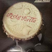 REVIEW:  Judas Priest - Rocka Rolla (1974)