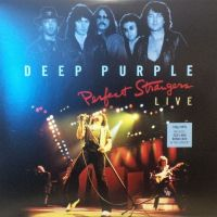REVIEW:  Deep Purple - Perfect Strangers Live (2013 2LP/2CD/1DVD set)