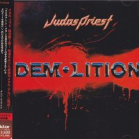 REVIEW:  Judas Priest - Demolition (2001 Japanese version)