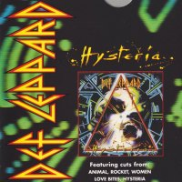 DVD REVIEW:  Classic Albums - Def Leppard - Hysteria (DVD)