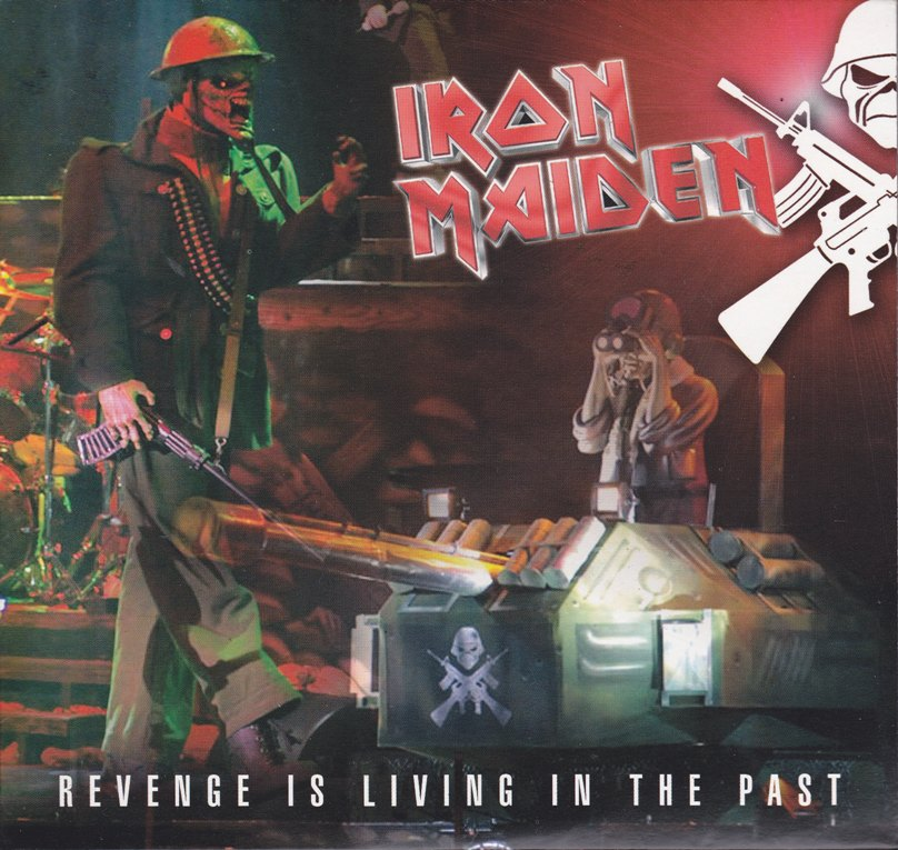 REVIEW: Iron Maiden – Revenge Is Living In the Past (2006