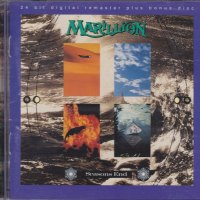 REVIEW:  Marillion - Seasons End (2 CD remastered edition)