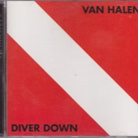 REVIEW:  Van Halen - Diver Down (1982)