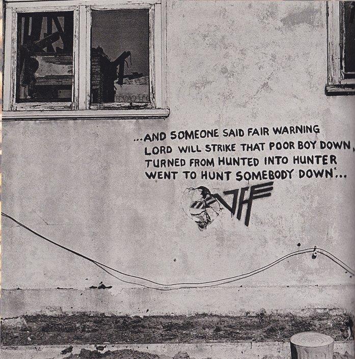 review van halen fair warning 1981