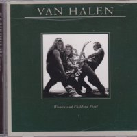 REVIEW:  Van Halen - Women and Children First (1980)