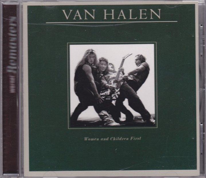 REVIEW:  Van Halen – Women and Children First(1980)