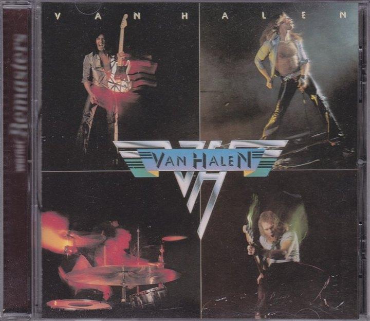 REVIEW:  Van Halen – Van Halen(1978)